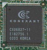 Чип Conexant